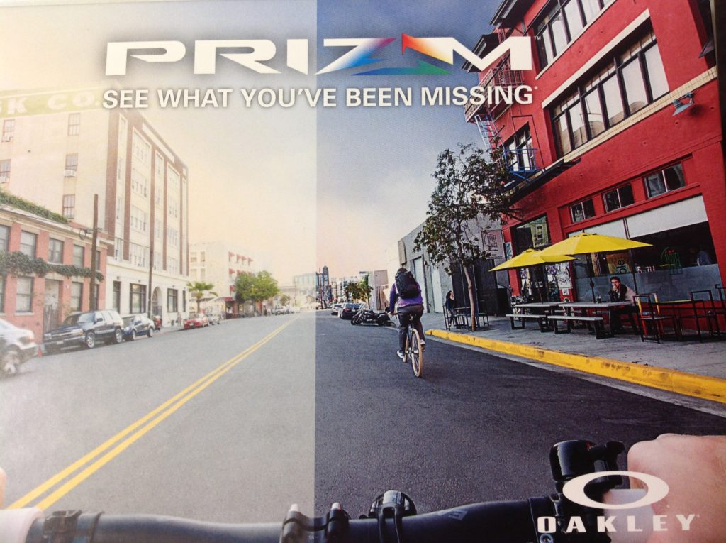 PRIZM Daily sunglasses Nottingham
