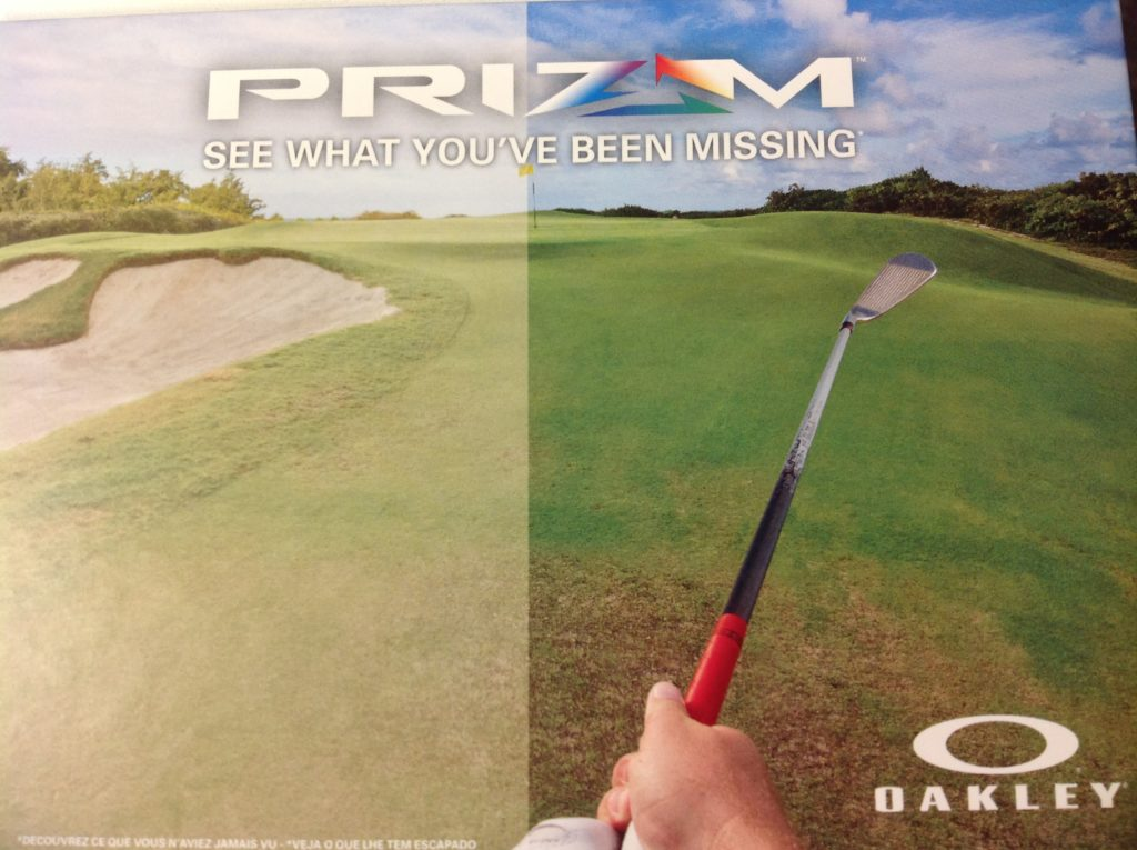 Prizm golf sunglasses nottingham
