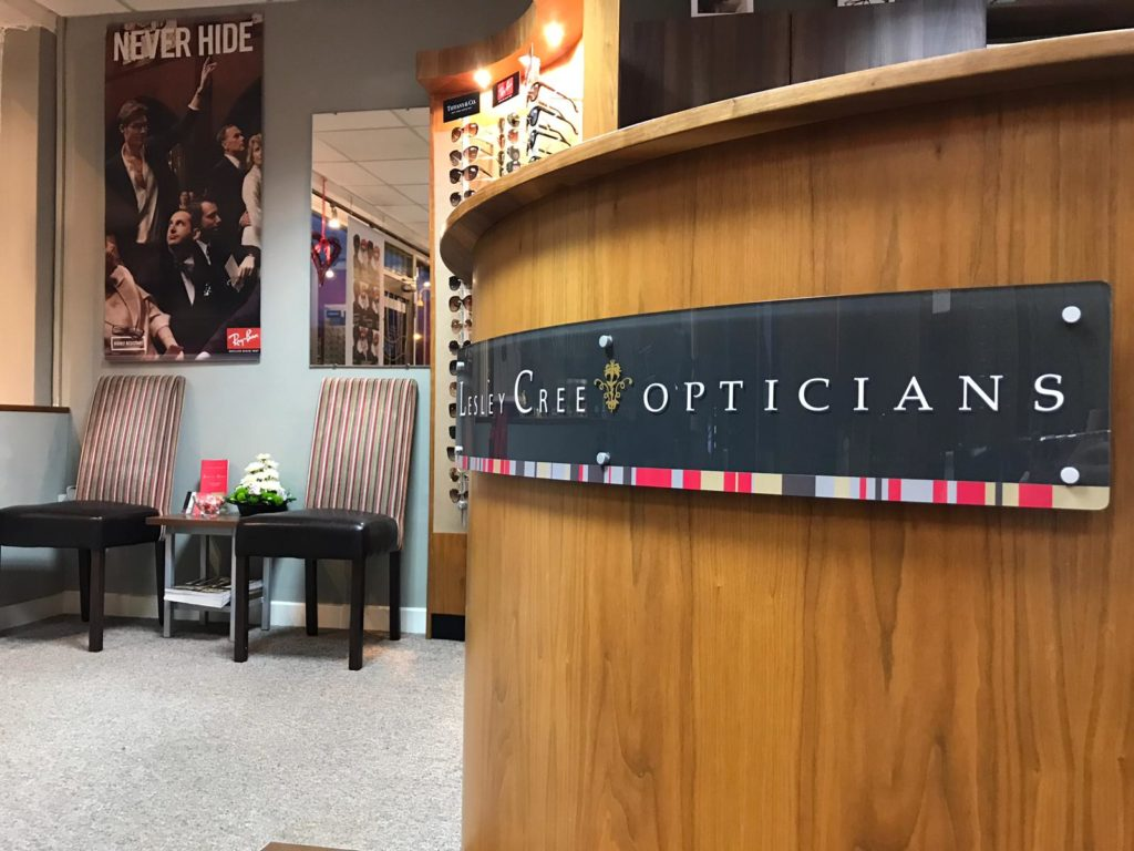 Opticians in Nottingham