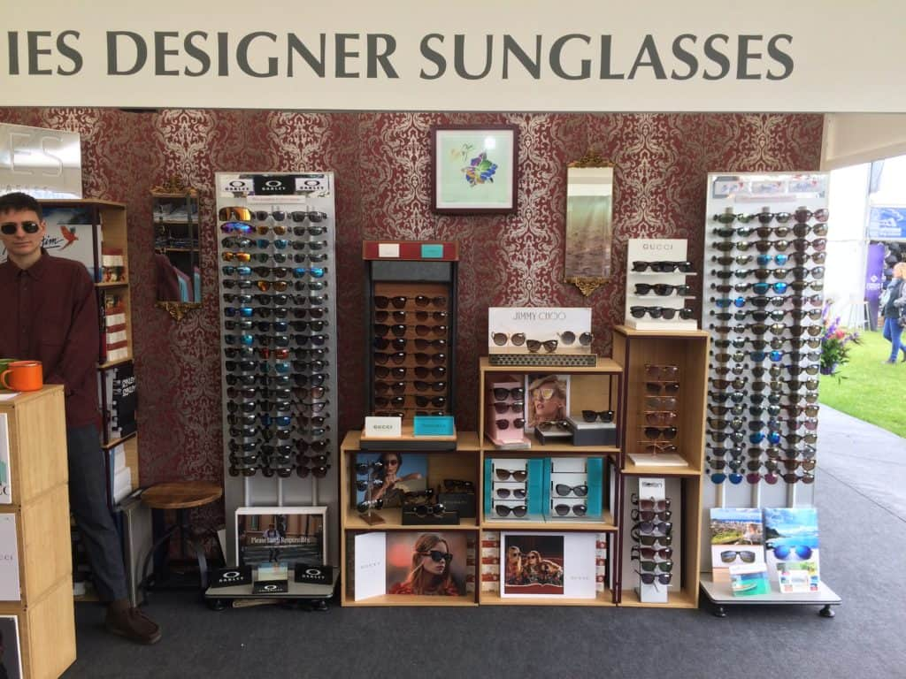 Sunnies Designer Sunglasses Events