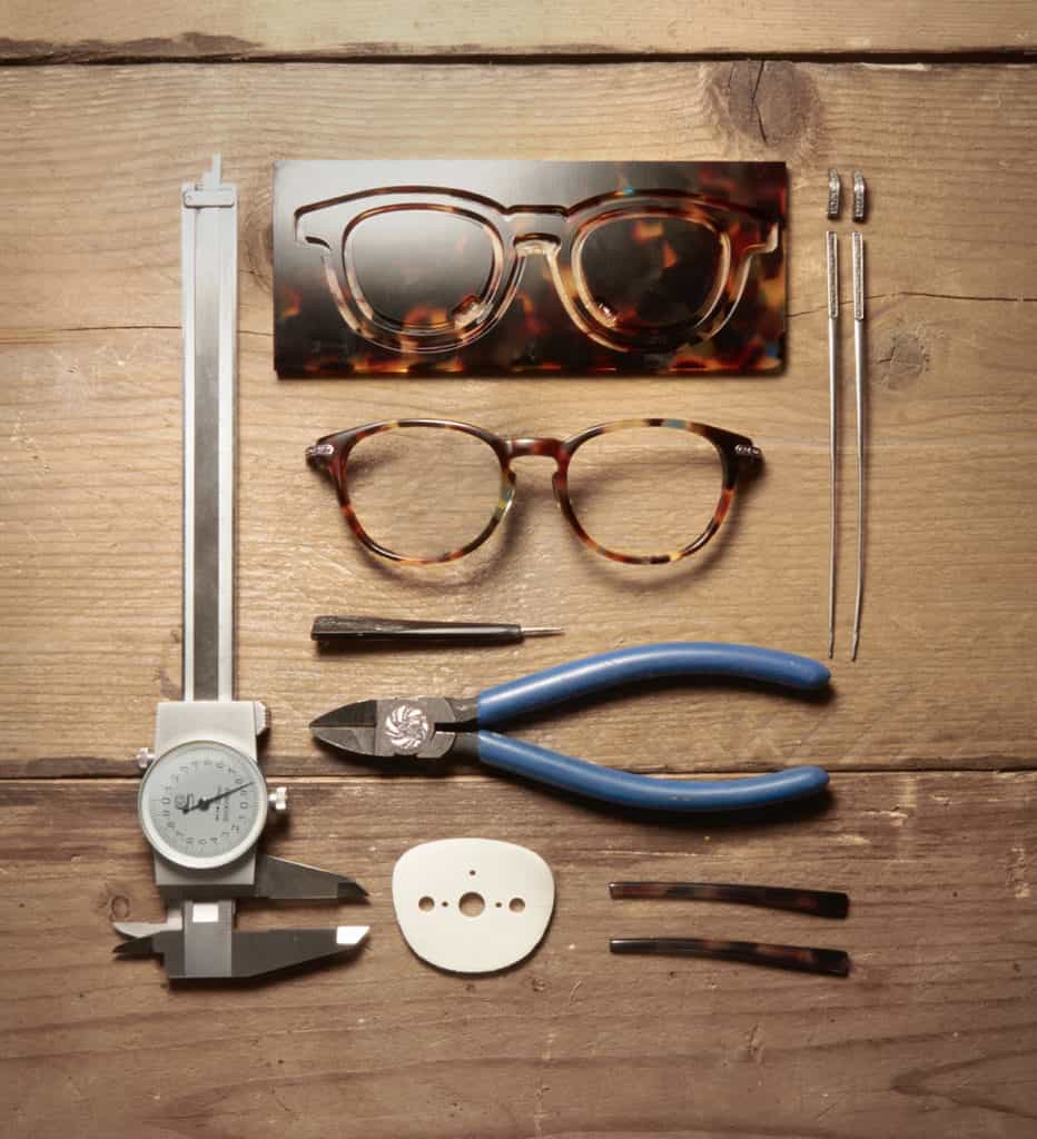 Custom Fit Tom Davies glasses