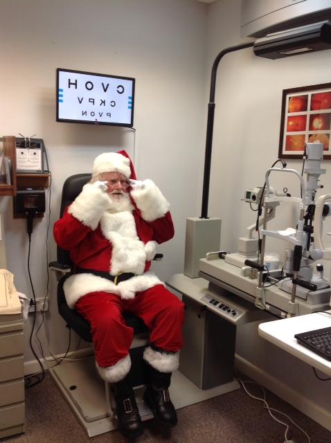 Lesley Cree Opticians Santa