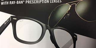 0ec7f707875 Ray-Ban prescription lenses now in stock! - Lesley Cree Opticians